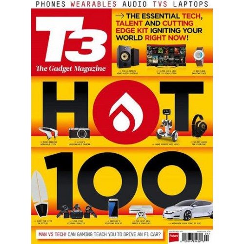 T3 (UK) Magazine Subscription Discount 26% | Magsstore