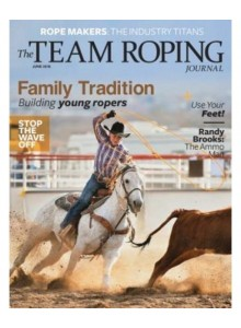 Team Roping Journal Magazine