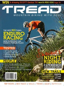TREAD Magazine Subscription