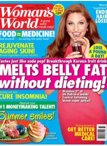 Woman's World Magazine Subscription
