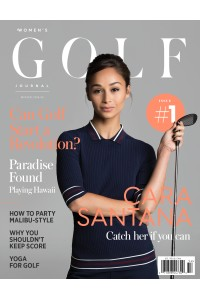 Women's Golf Journal Magazine