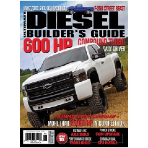 ultimate diesel builders guide magazine single issue. Black Bedroom Furniture Sets. Home Design Ideas